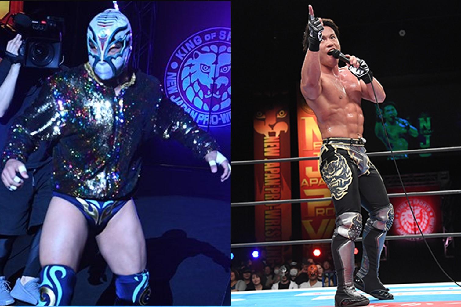 "NJPW: ""Best of the Super Jr. 26"" Día 1 Cae Dragon Lee, gana Titán 1"