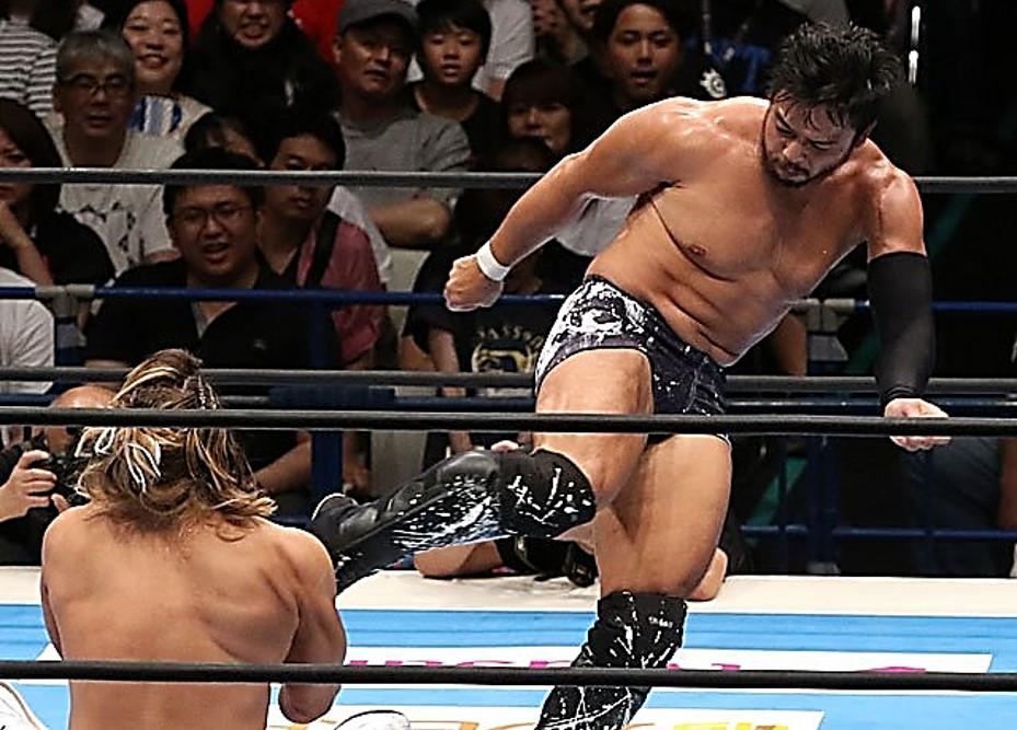 "NJPW: ""G1 Climax 29"" Día 3 KENTA supera a Tanahashi 1"