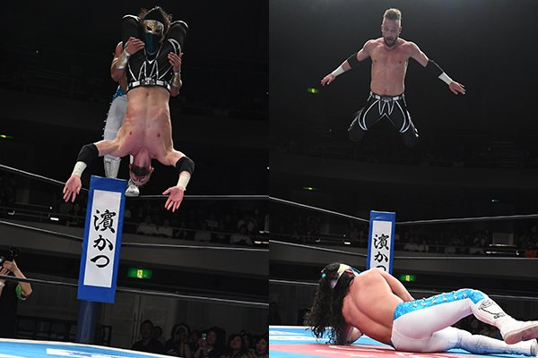 """NJPW: """"Best of the Super Jr. 26"""" Día 2 Bandido tropieza en su debut 36"""