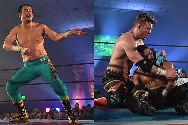 "NJPW: ""Best of the Super Jr 26"" Día 4, cuatro hombres se despegan 1"