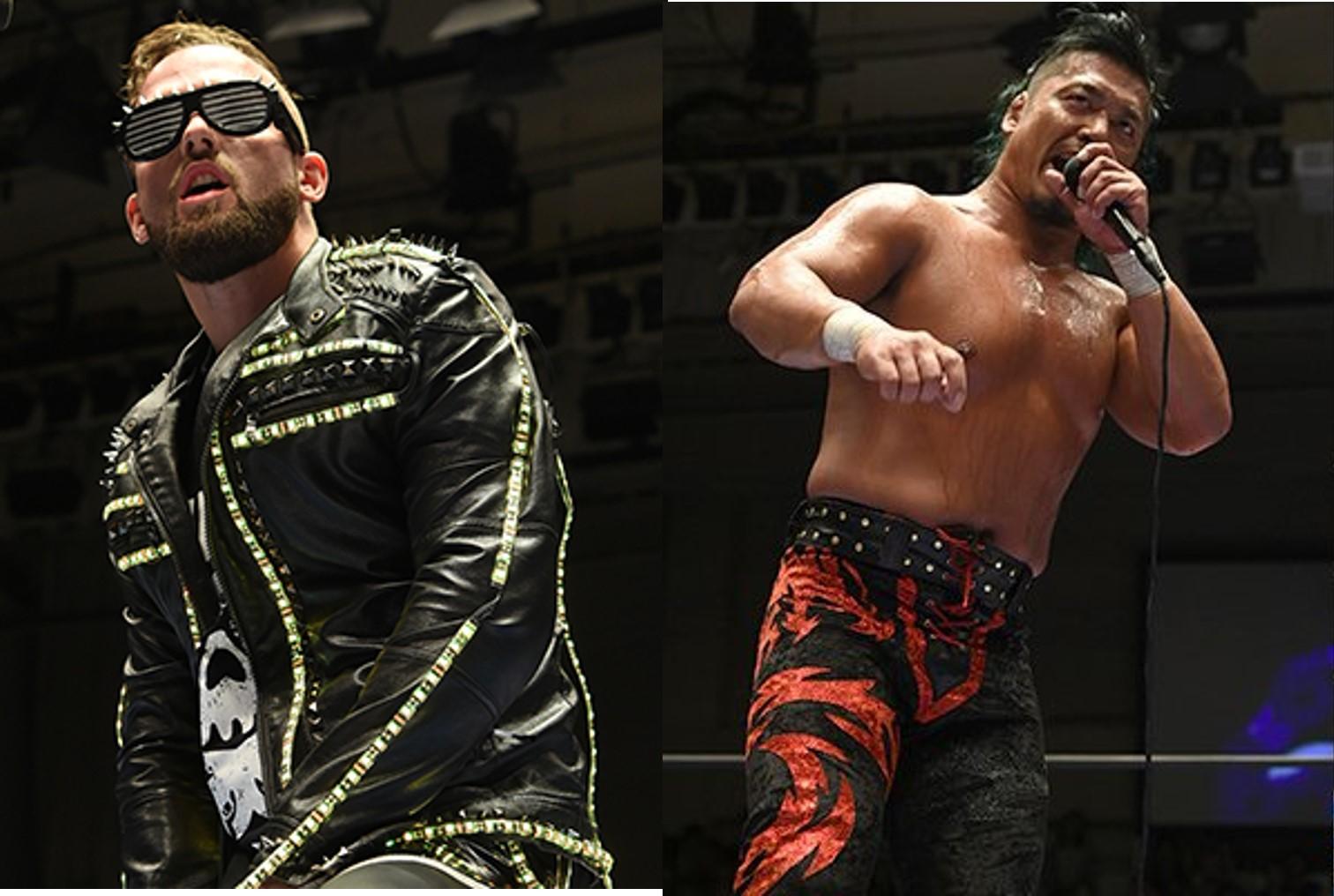 """NJPW:""""Best of the Super Jr. 26"""" Día 8 Dos luchadores con paso perfecto 2"""
