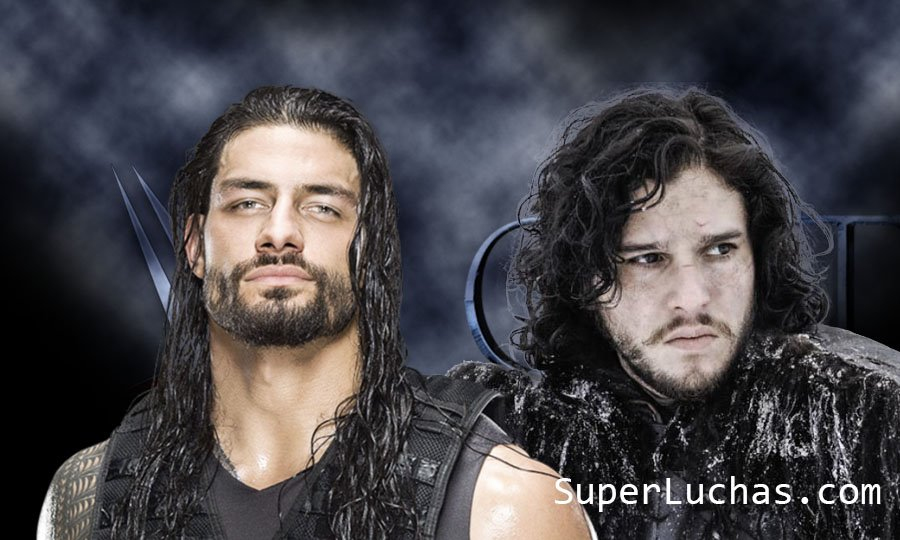 Si las Superestrellas WWE fueran personajes de Game of Thrones 1