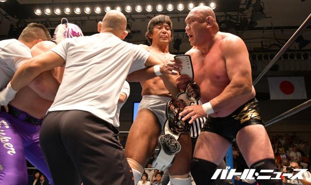 """RJPW: """"Strong Style PW Vol. 2"""" Fujita y Kashin dictan condiciones 5"""