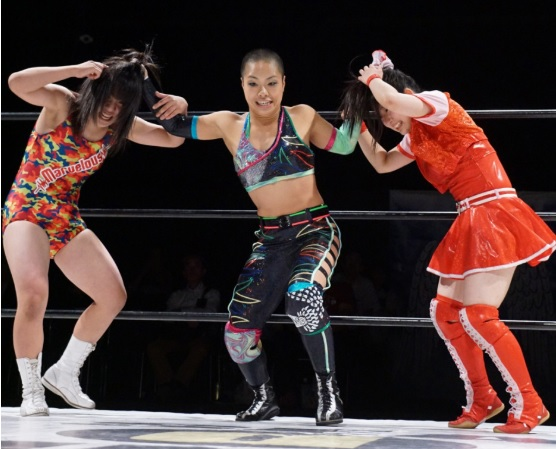 "SEAdLINNNG: ""Shinkiba 13th Night!"" Amazon va tras Takumi Iroha 3"