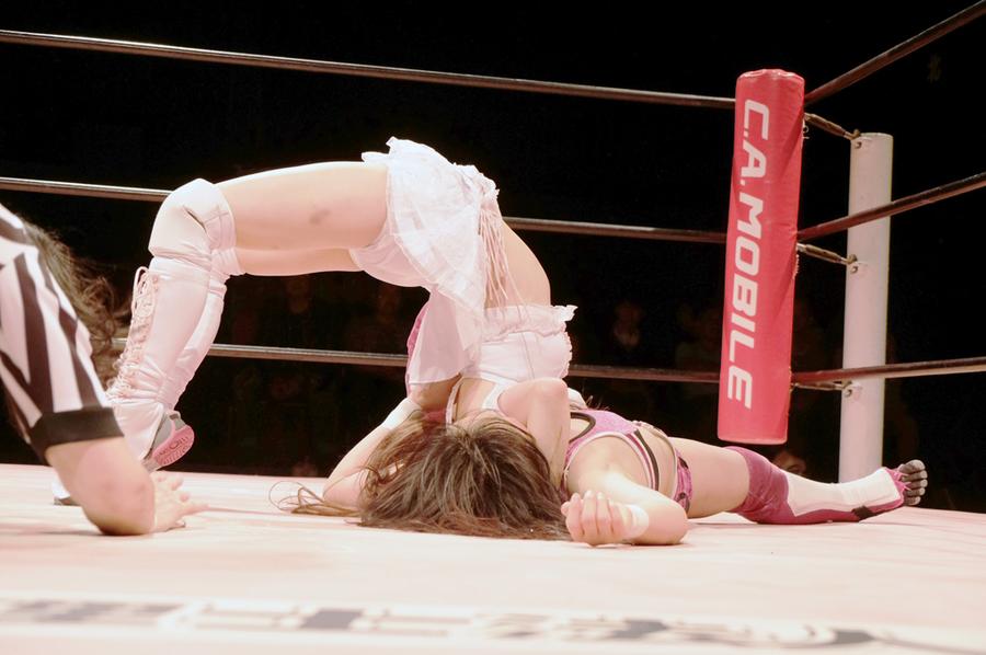 """TJP: """"Tokyo Princess Cup 2019"""" Primera ronda, Mayu Yamashita fuera 22"""