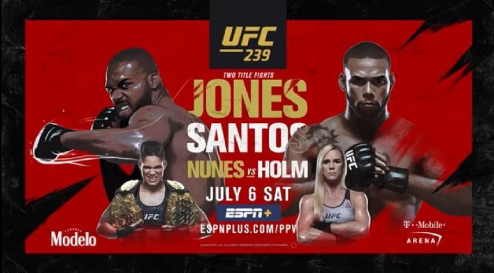 Reacciones a la victoria de Jon Jones en UFC 239 7