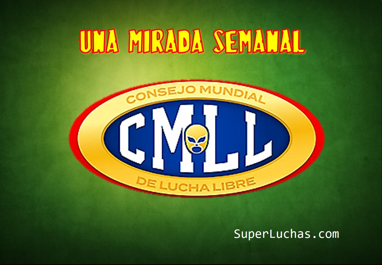 Una mirada semanal al CMLL (del 22 al 28 de agosto de 2019) 1