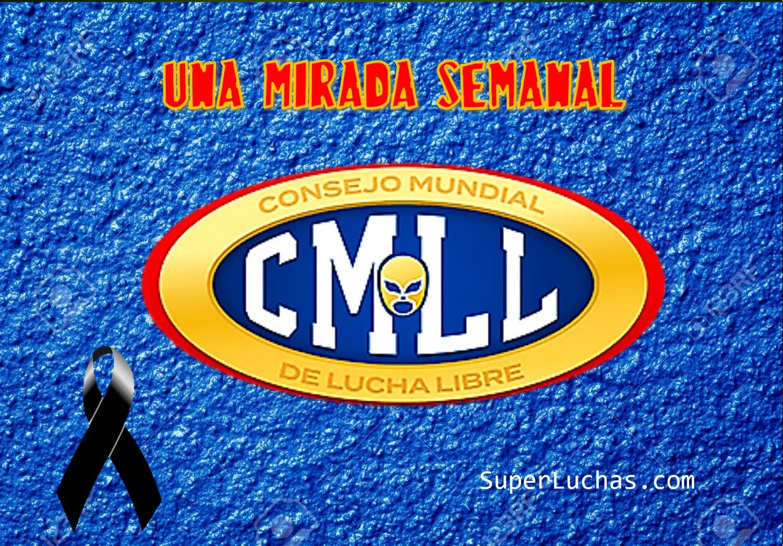 Una mirada semanal al CMLL (Del 4 al 10 de julio de 2019) 3