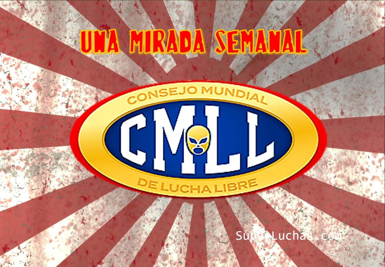 Una mirada semanal al CMLL (del 11 al 17 de julio de 2019) 61