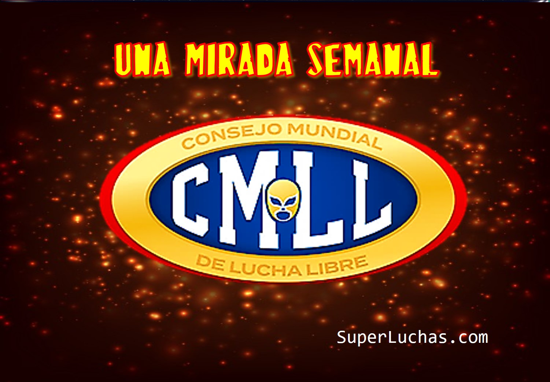 Una mirada semanal al CMLL (Del 13 al 19 junio de 2019) 36
