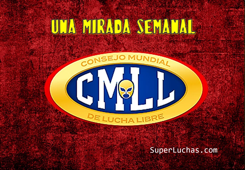 Una mirada semanal al CMLL (del 18 al 24 de julio de 2019) 13