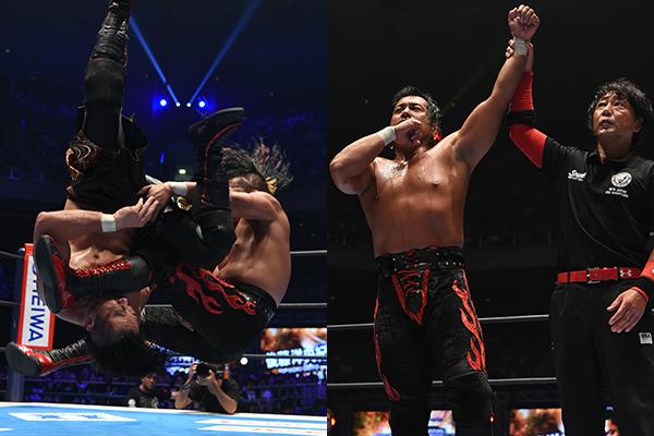 NJPW: