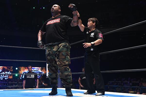 """NJPW: """"G1 Climax 29"""" Día 17 Kota Ibushi es finalista 4"""