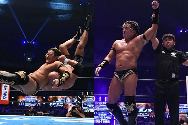 """NJPW: """"G1 Climax 29"""" Día 18 Jay White, segundo finalista 4"""