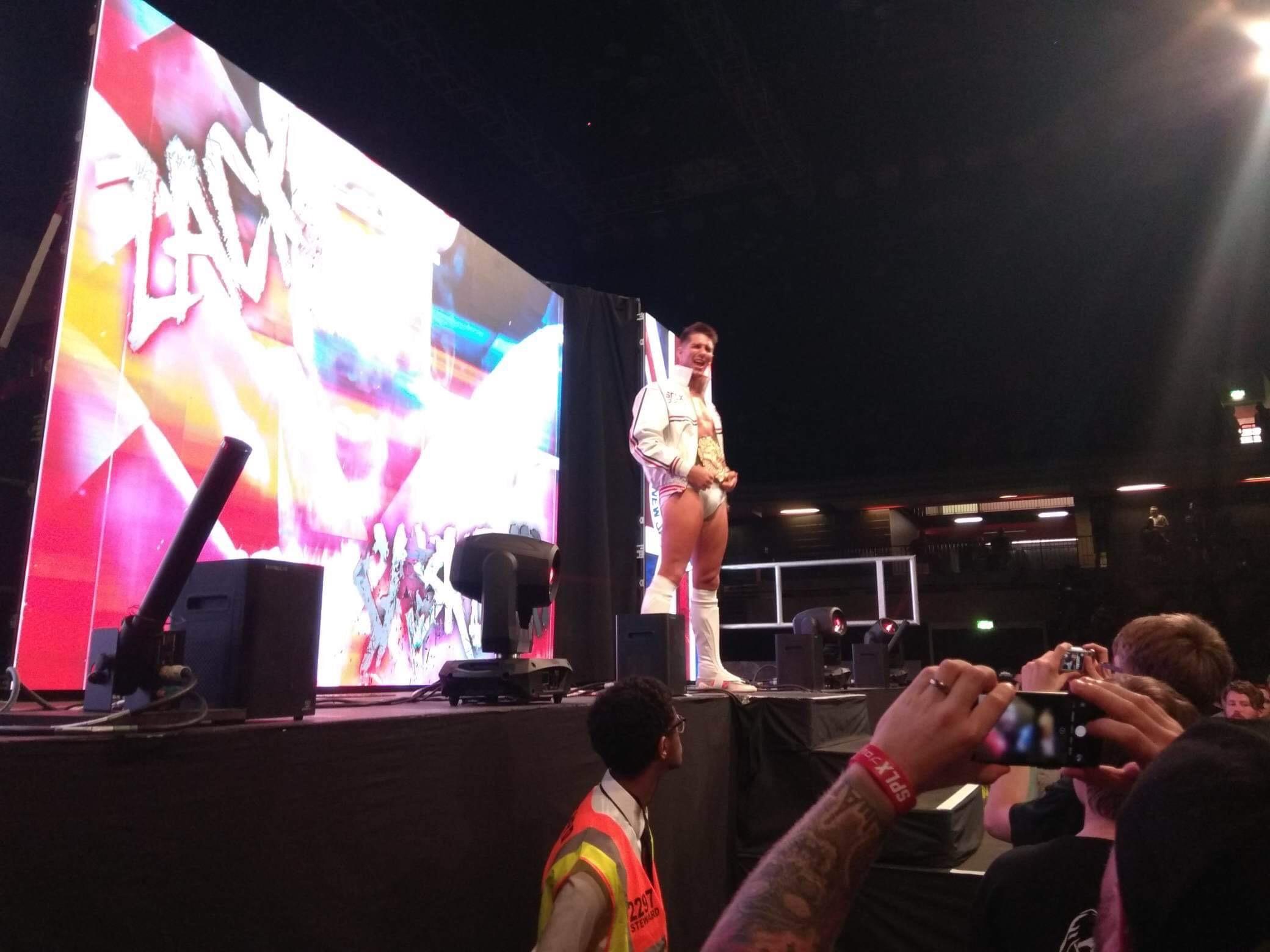 "NJPW: ""Royal Quest 2019"" Okada vs Suzuki - Cobertura 15"
