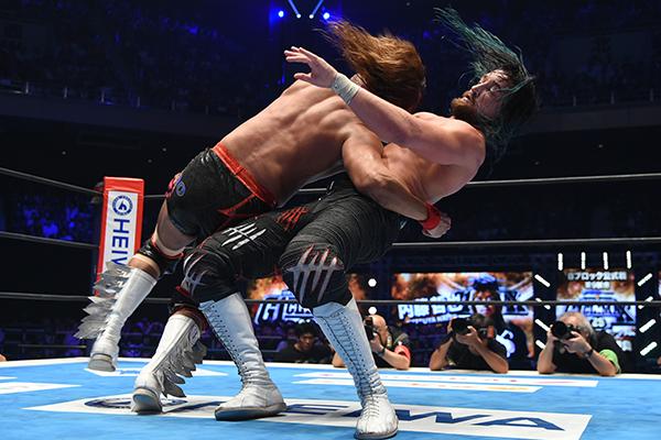 "NJPW: Es oficial, Naito vs. White en ""Destruction in Kobe"" 4"