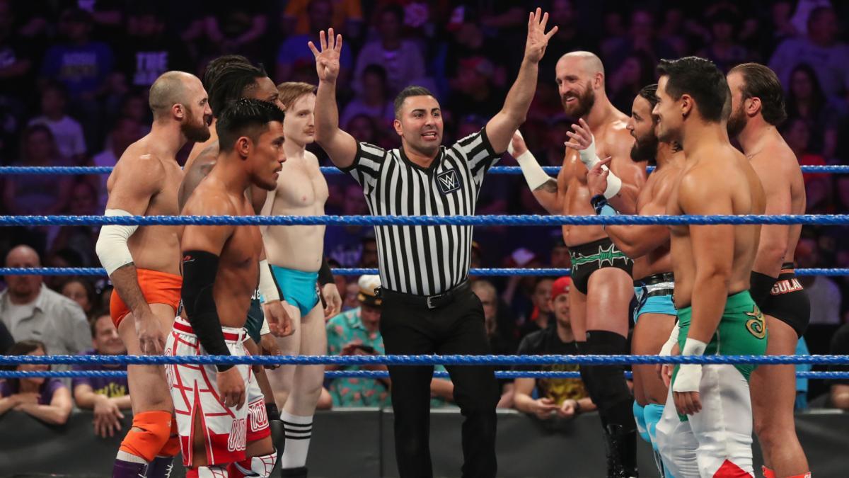 Resultados WWE 205 LIVE (20 de agosto 2019) | ¡Ángel Garza debuta! 2