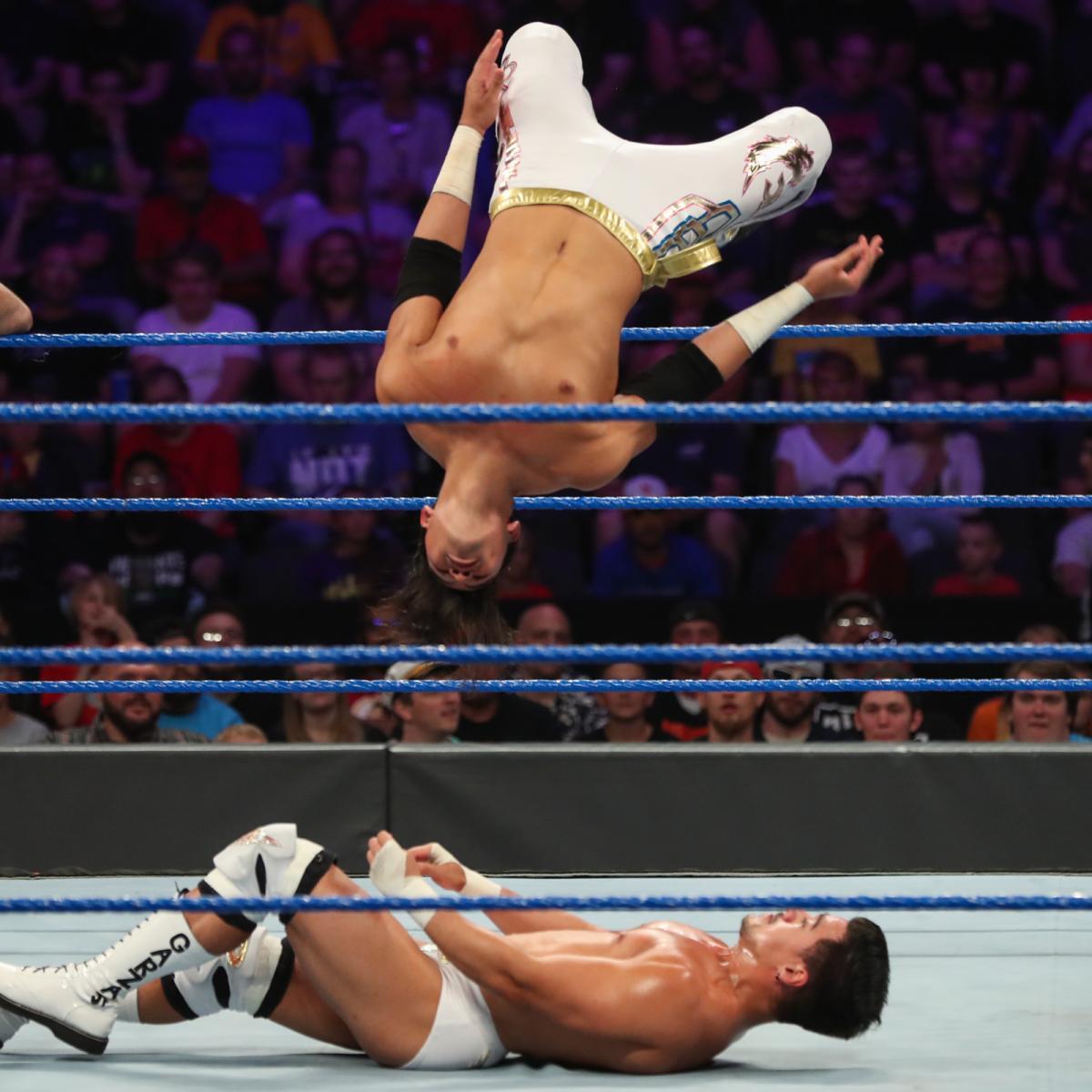 Resultados WWE 205 LIVE (20 de agosto 2019) | ¡Ángel Garza debuta! 4