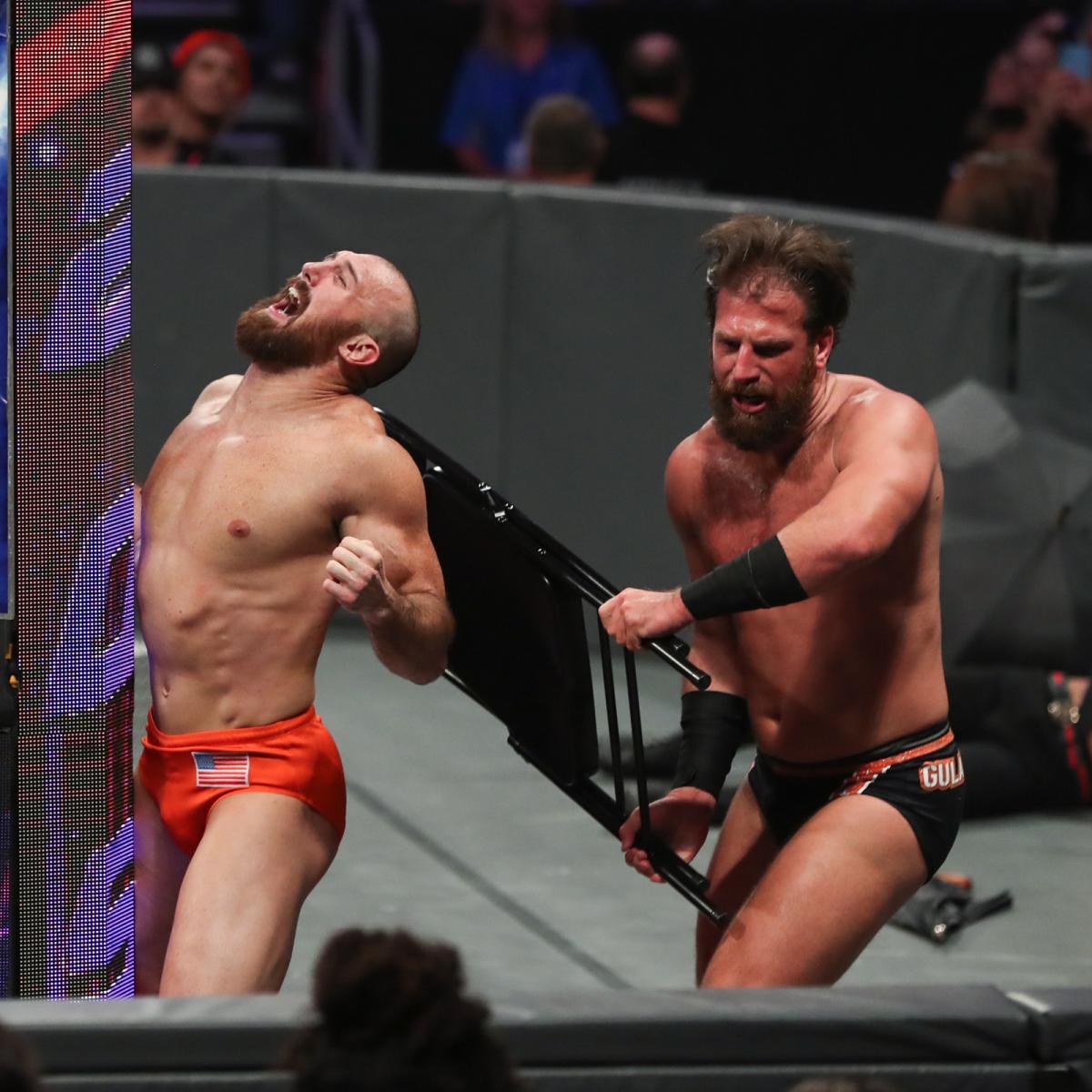 Resultados WWE 205 LIVE (20 de agosto 2019) | ¡Ángel Garza debuta! 5