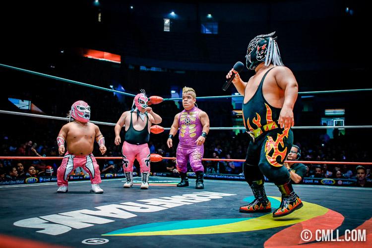Una mirada semanal al CMLL (del 22 al 28 de agosto de 2019) 2