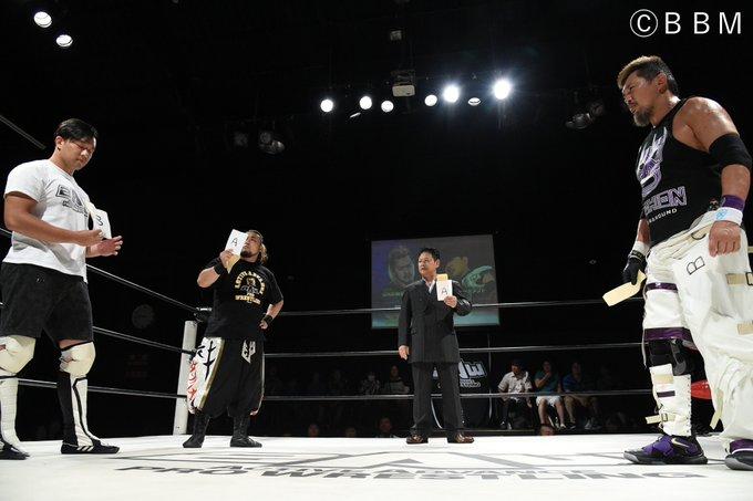 """2AW: """"Grand Slam In Shinkiba"""" Listos los primeros semifinalistas 3"""