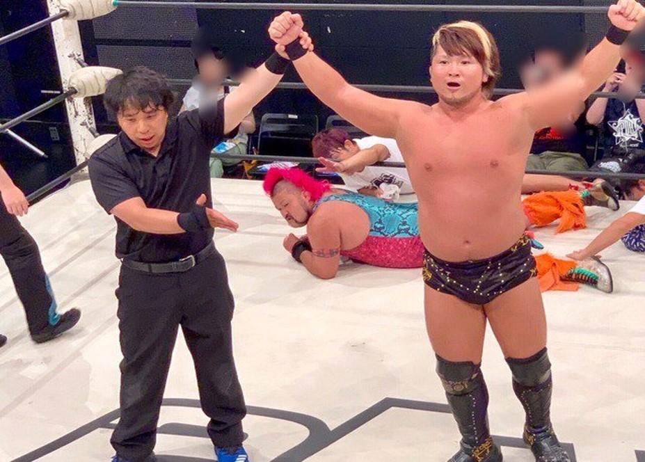 2AW: Shu Asakawa último semifinalista del Torneo de Peso Abierto 2