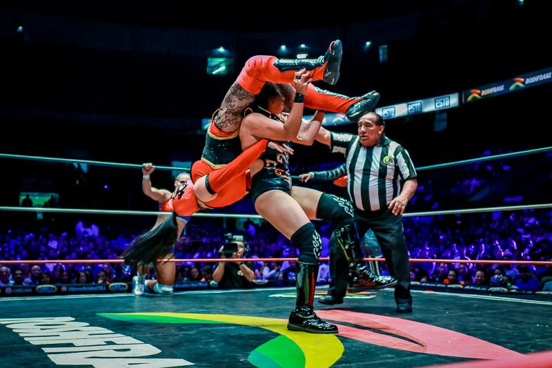 CMLL: Dalys, finalista al Campeonato Universal, Guerrero retiene 5