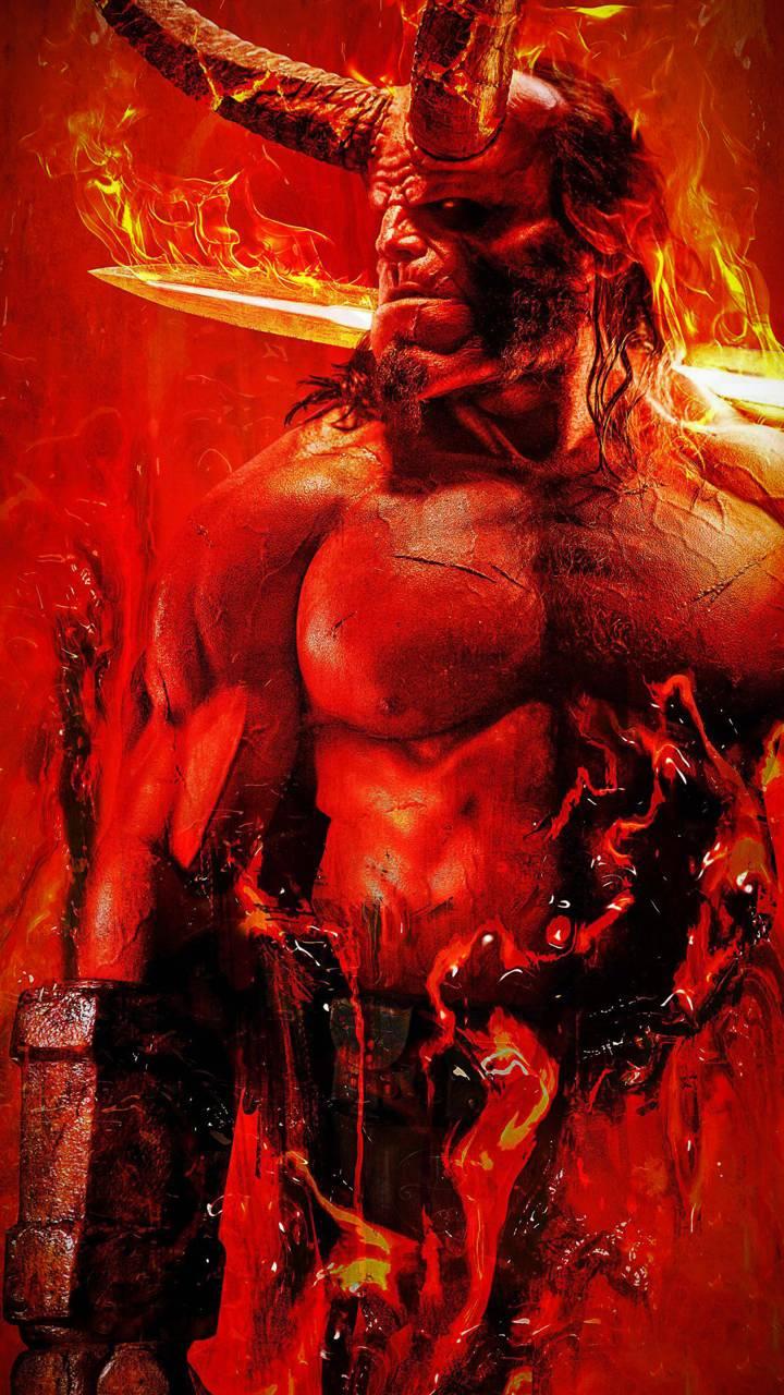 El debut luchístico en Japón de... Hellboy 4