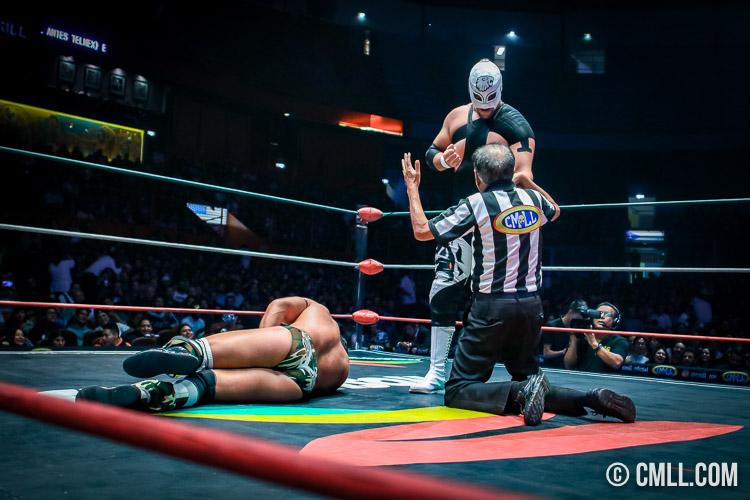 Una mirada semanal al CMLL (del 22 al 28 de agosto de 2019) 3
