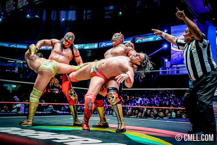 Una mirada semanal al CMLL (del 22 al 28 de agosto de 2019) 4