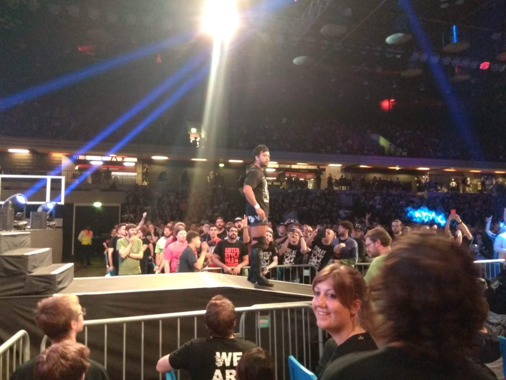 "NJPW: ""Royal Quest 2019"" Okada vs Suzuki - Cobertura 11"