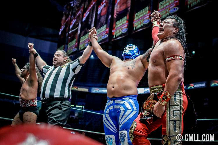Una mirada semanal al CMLL (del 22 al 28 de agosto de 2019) 5