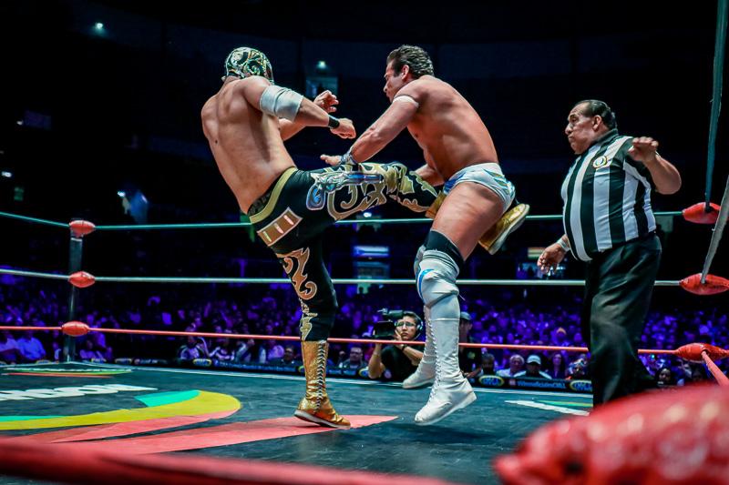 CMLL: Dalys, finalista al Campeonato Universal, Guerrero retiene 8