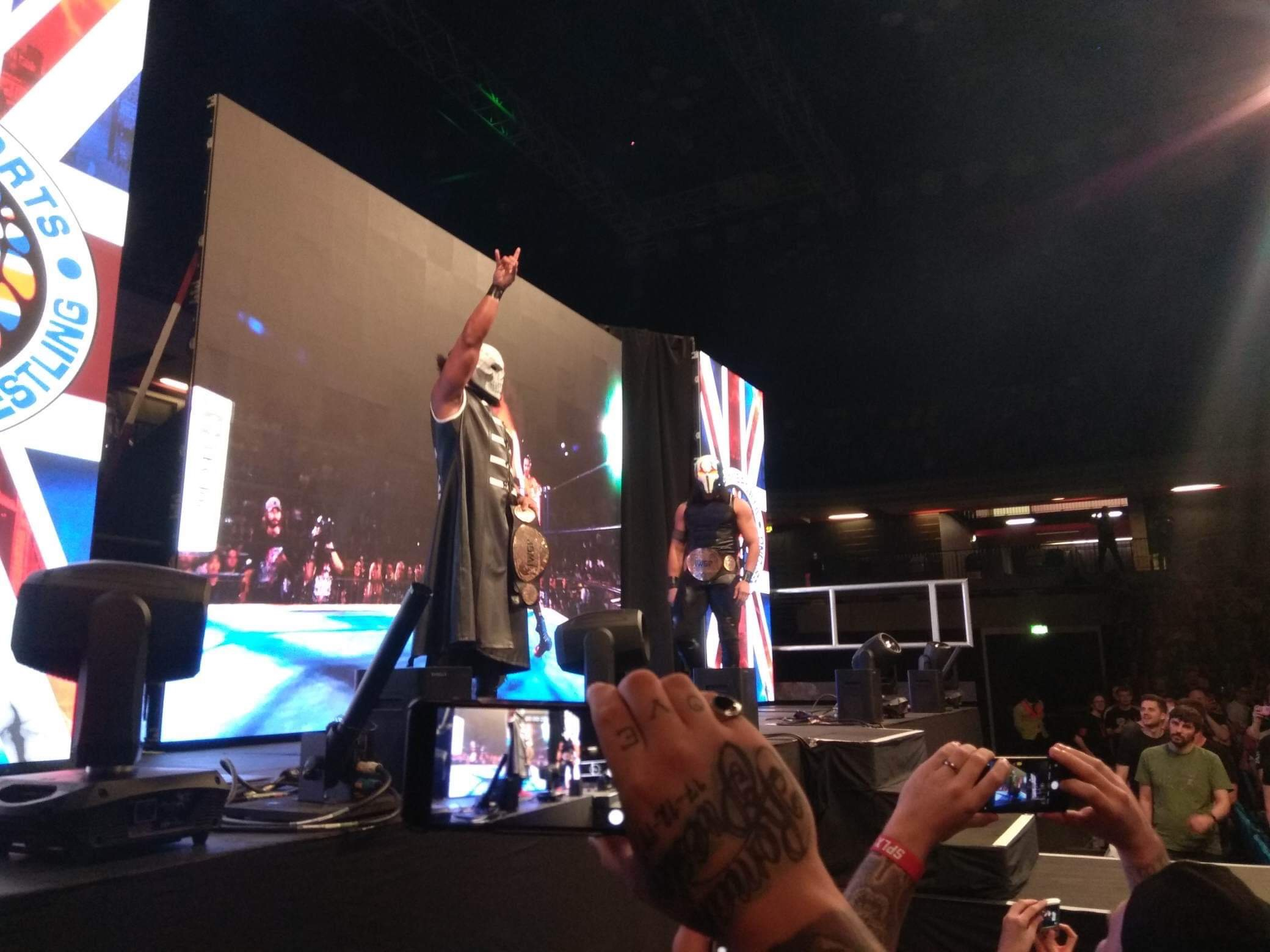 "NJPW: ""Royal Quest 2019"" Okada vs Suzuki - Cobertura 9"