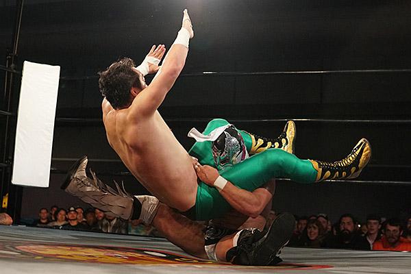 """NJPW: """"Super J-Cup 2019"""" Carístico y Dragon Lee semifinalistas 5"""
