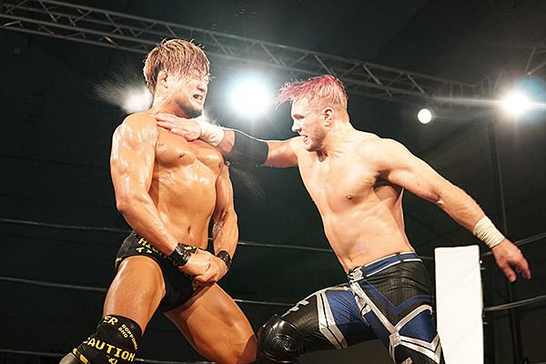 """NJPW: """"Super J-Cup 2019"""" Carístico y Dragon Lee semifinalistas 6"""