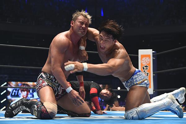 """NJPW: """"G1 Climax 29"""" Día 17 Kota Ibushi es finalista 7"""