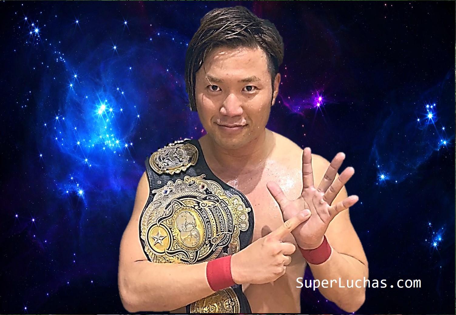 AJPW: Cierre de torneo de parejas Jr. y lucha por la Triple Corona 3