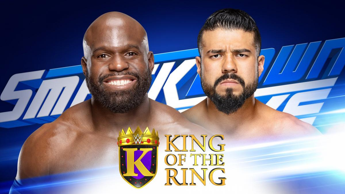 Andrade y Elias avanzan en el torneo King of the Ring 1