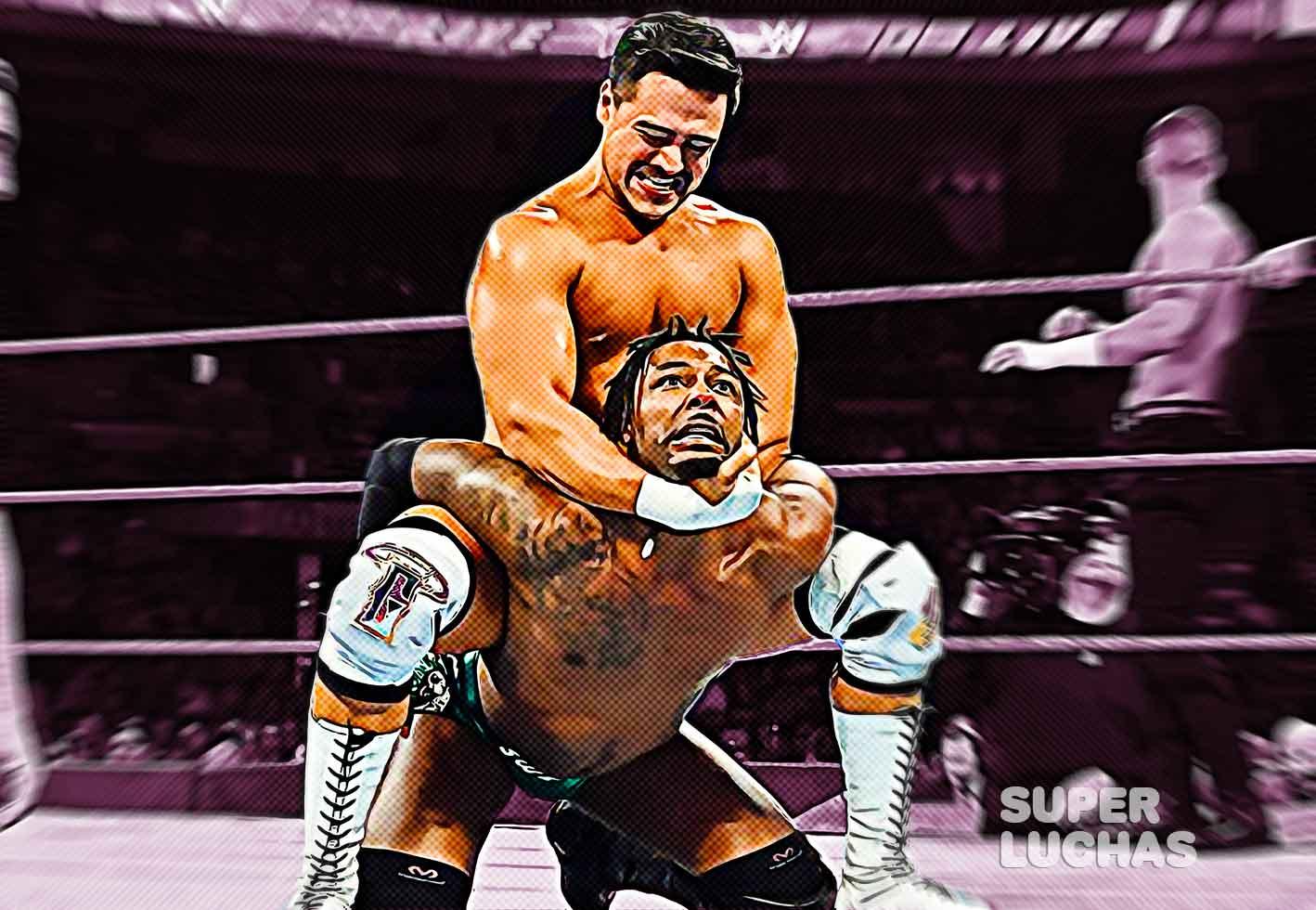 Resultados WWE 205 LIVE (20 de agosto 2019) | ¡Ángel Garza debuta! 1