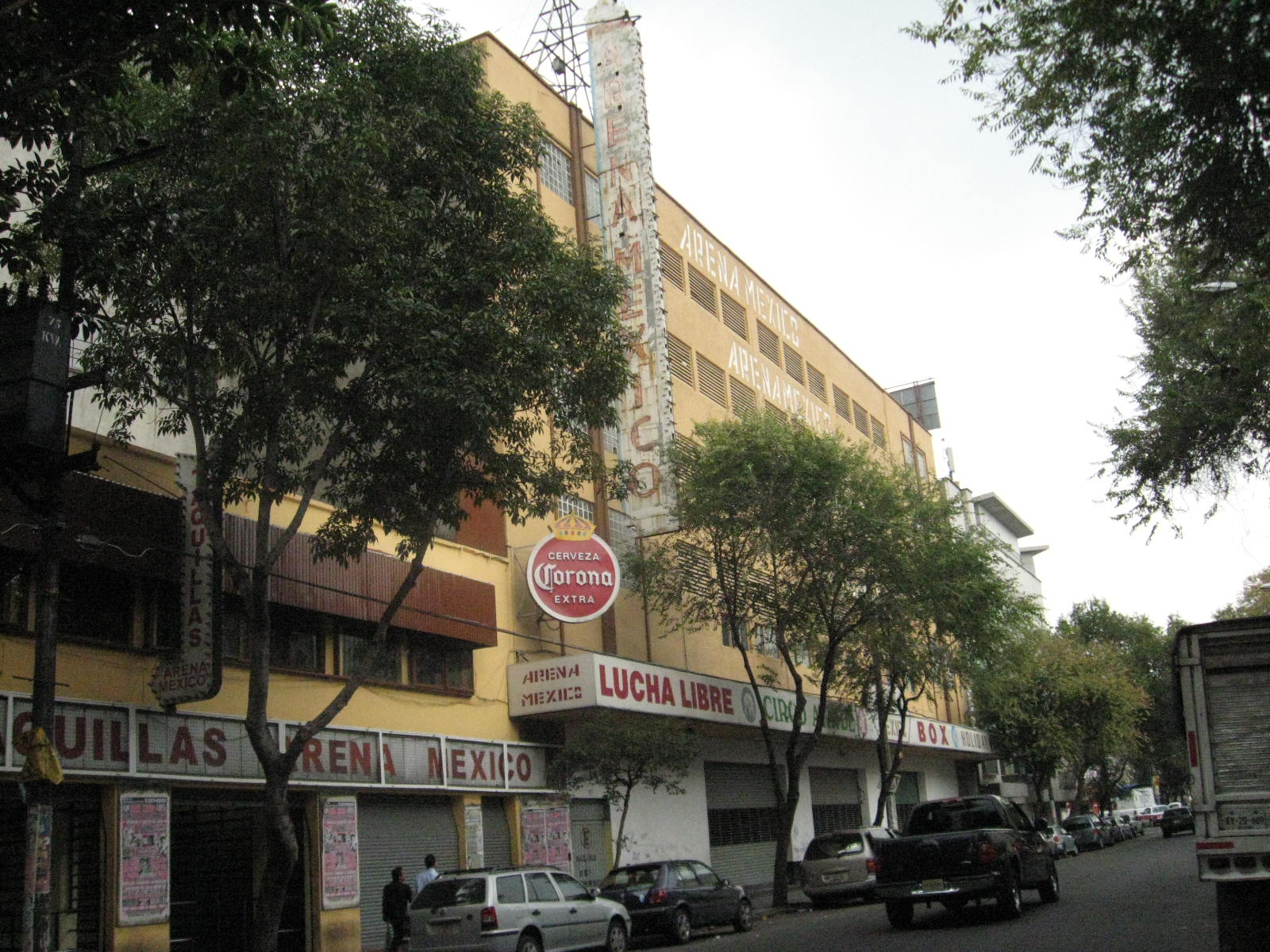 La Arena México (La Catedral de la lucha libre)