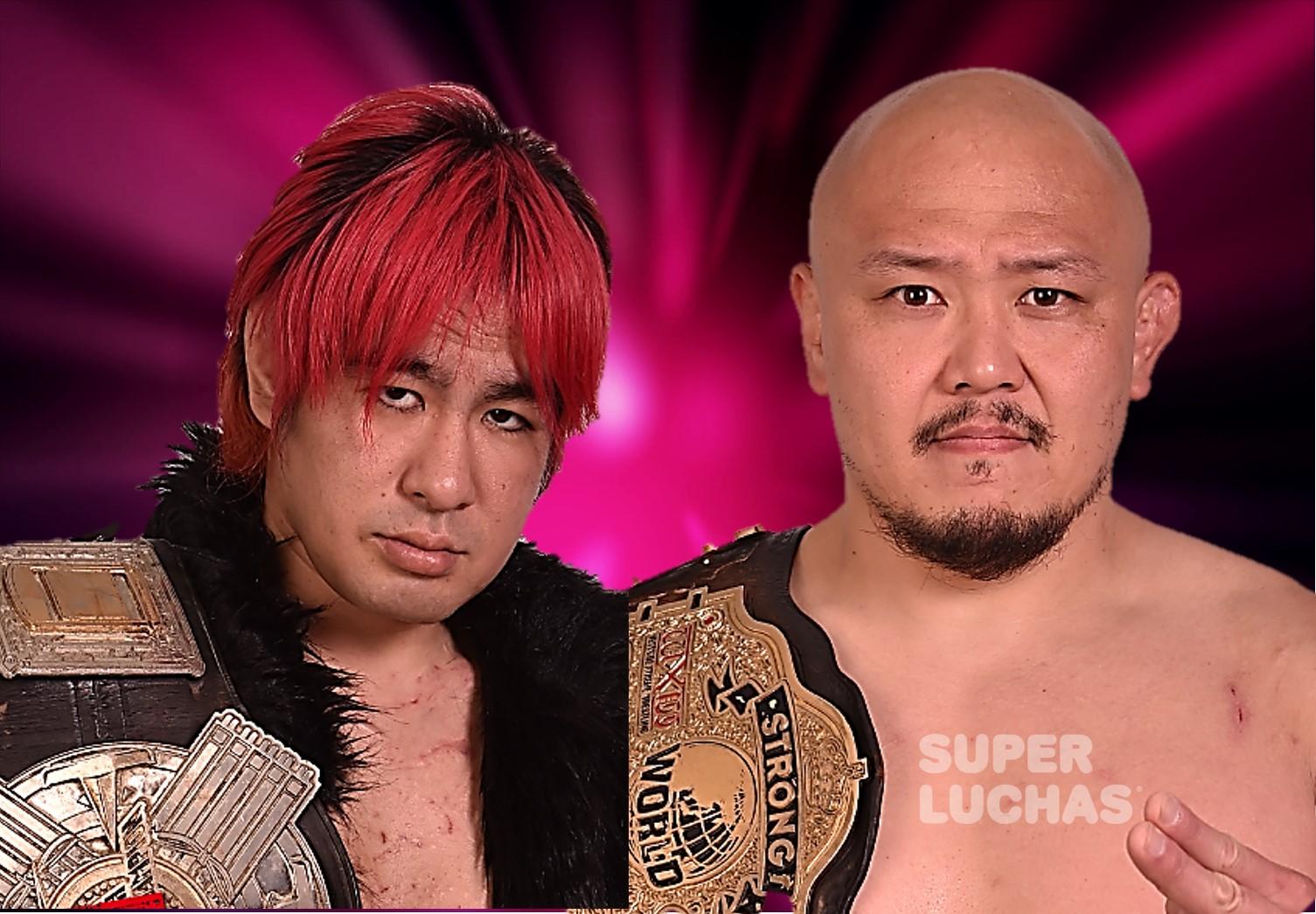 """BJW """"Death Mania VII"""", Kodaka vs. Ueno, Okabayashi vs. Sato 2"""
