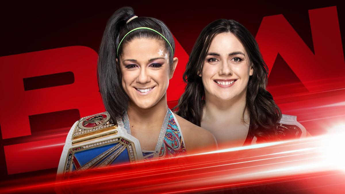 Nikki Cross buscará vengarse de Bayley en Raw 1