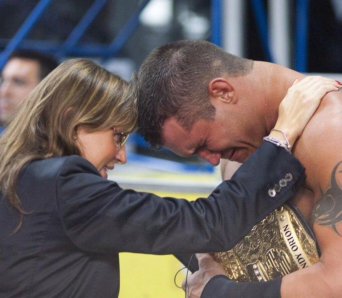 A quince años del primer reinado de Randy Orton 1