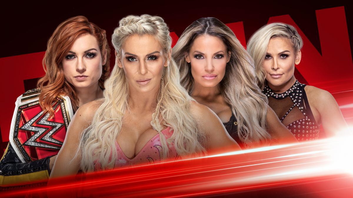 WWE RAW (5 de agosto 2019) | Resultados en vivo | A seis días de SummerSlam 3