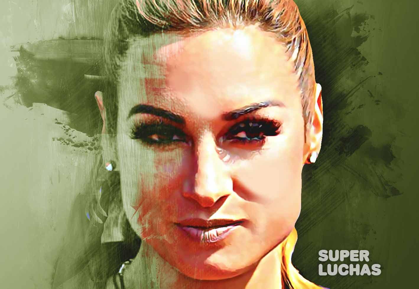 La lucha que hizo llorar a Becky Lynch