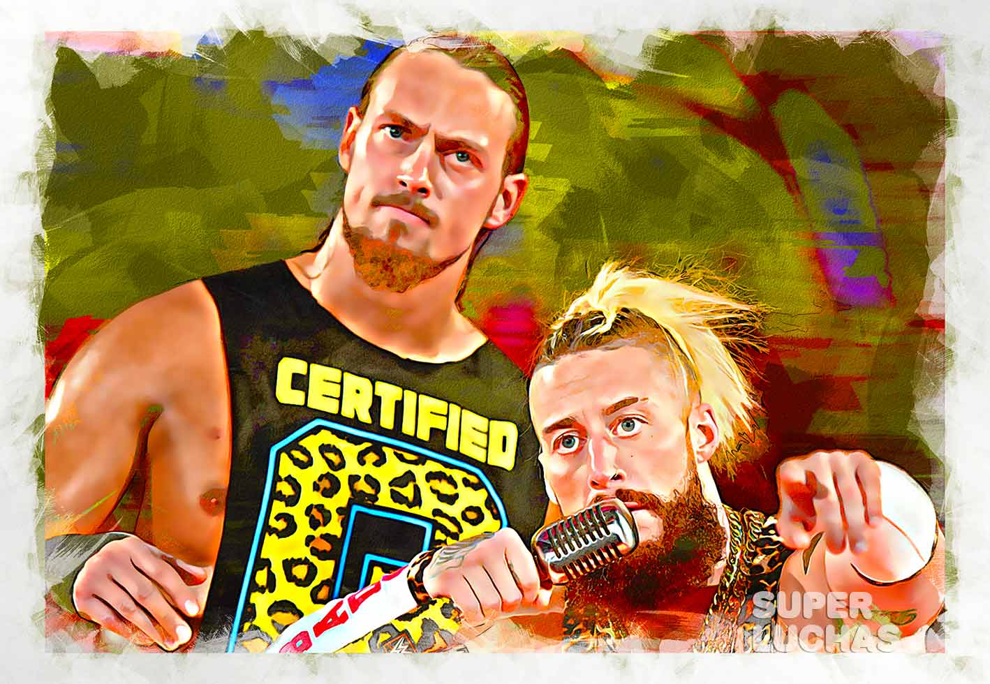 Big Cass Enzo Amore