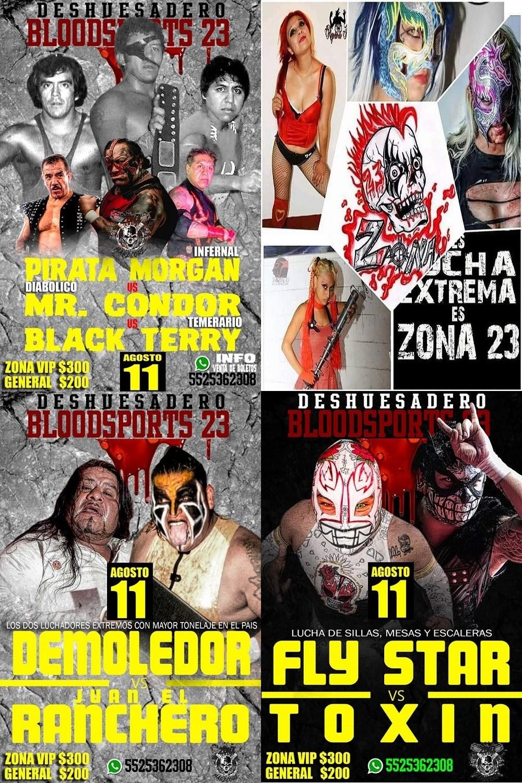 Zona 23 Bloodsports
