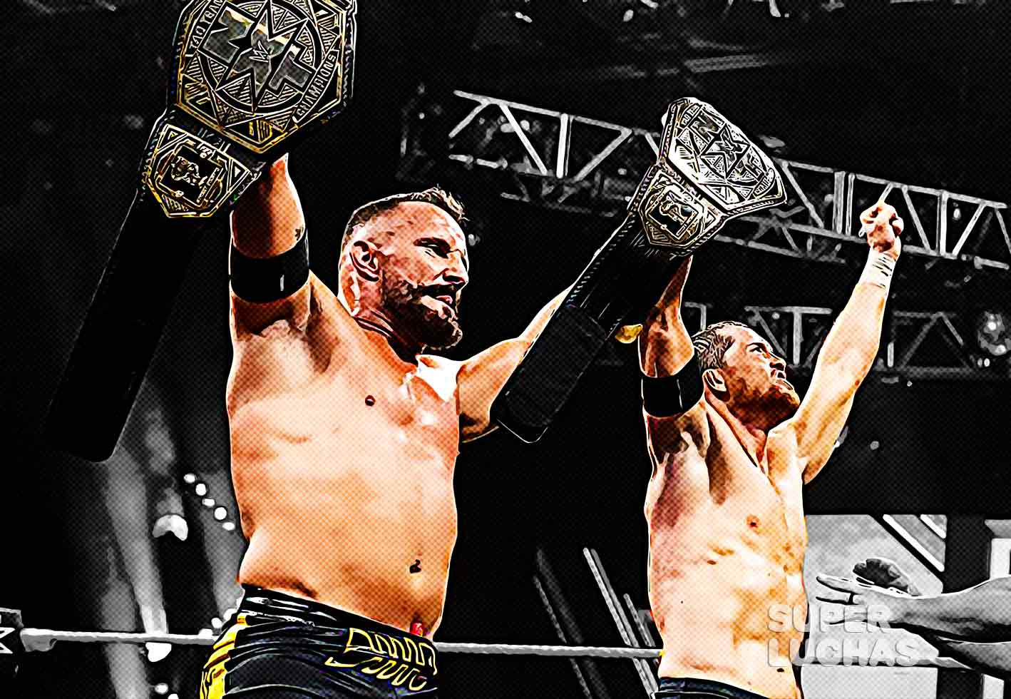 The Undisputed Era / NXT
