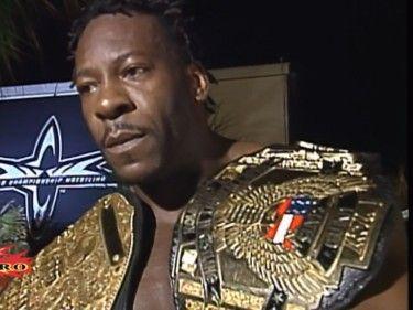 Booker T WCW